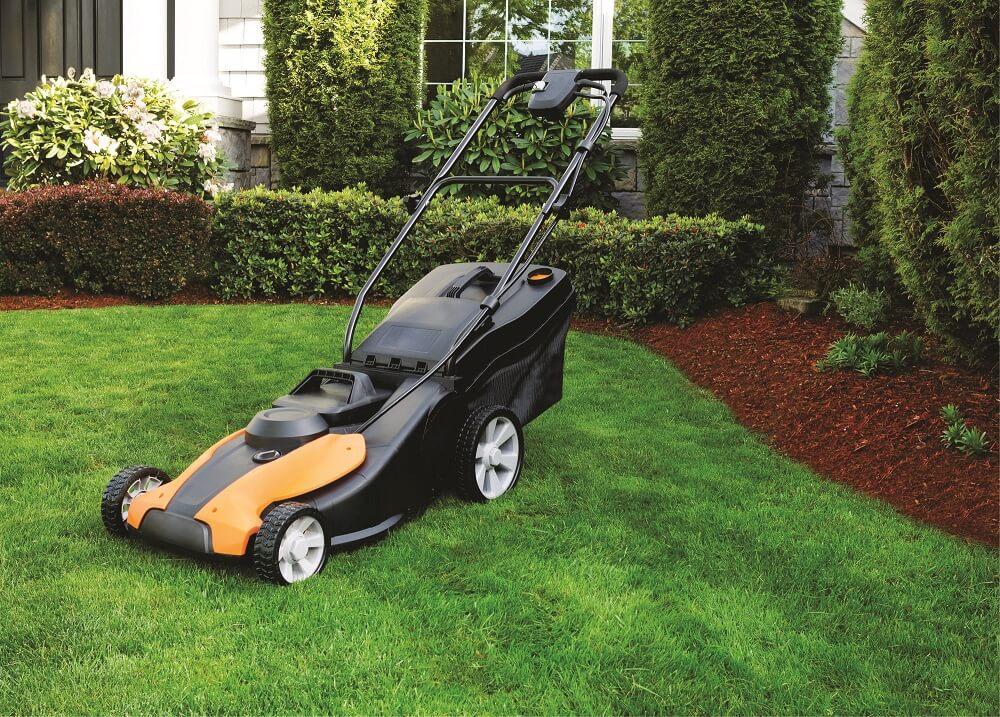 best electric mowers