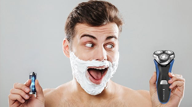 7-Grooming-Tips-For-Men-using-electric-razors