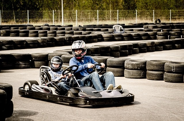 Go Kart Safety