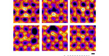 LATEST ATOMIC IMAGES REVEAL UNUSUAL BEHAVIOR OF OXYGEN ATOMS.
