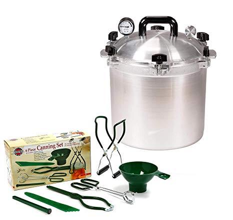 best pressure cooker or canner