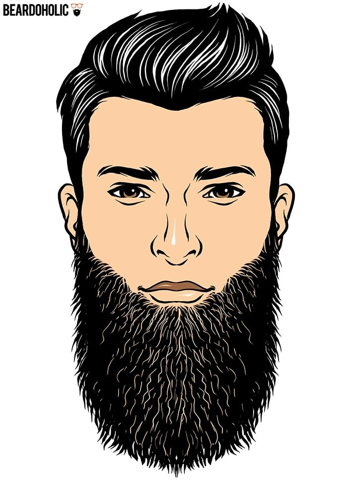 why to grow beard