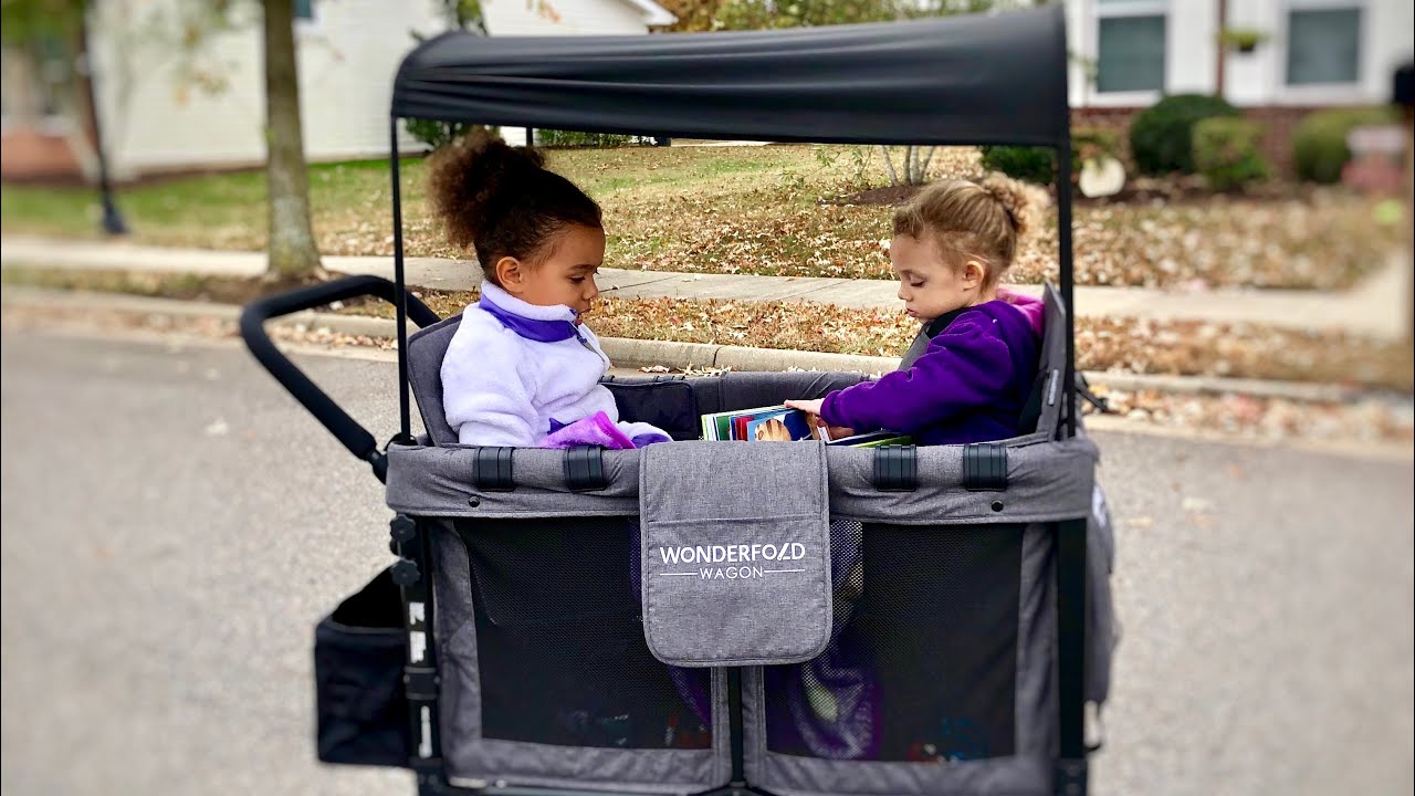 Best Folding Collapsible Wagons With Canopy