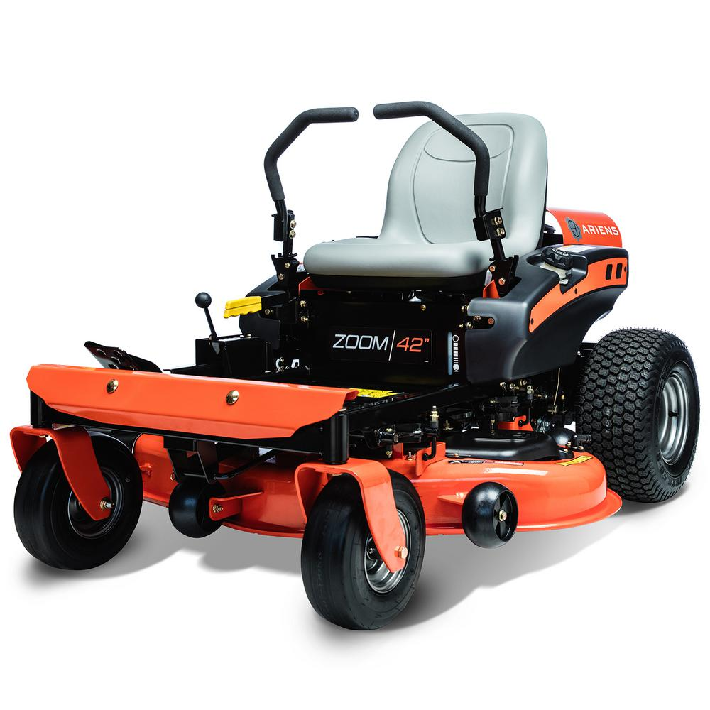 Ariens Zoom 42 in. 19 HP Kohler V Twin Gas Hydrostatic Zero-Turn Riding Mower