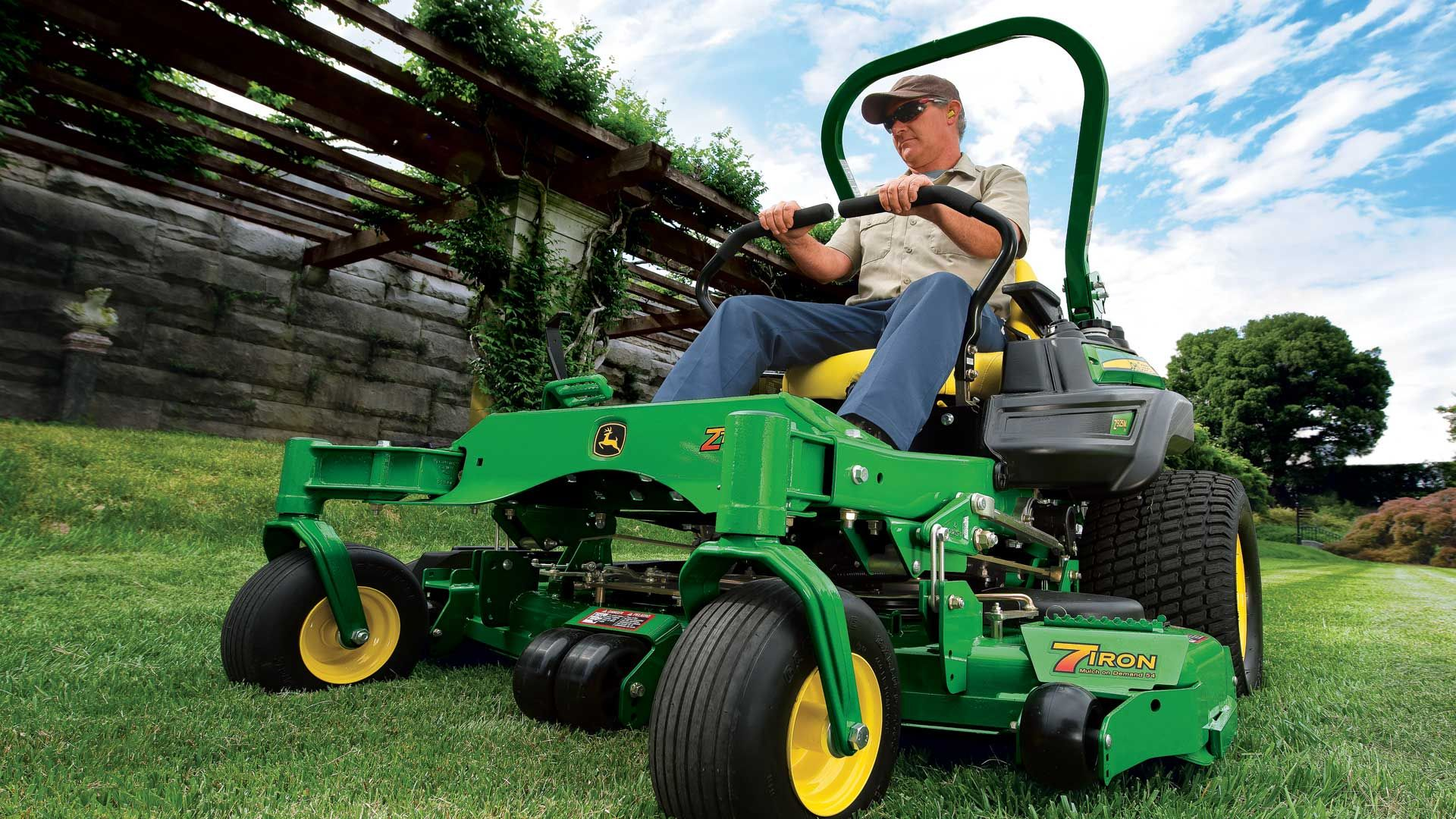 best zero turn riding lawn mower under 5000