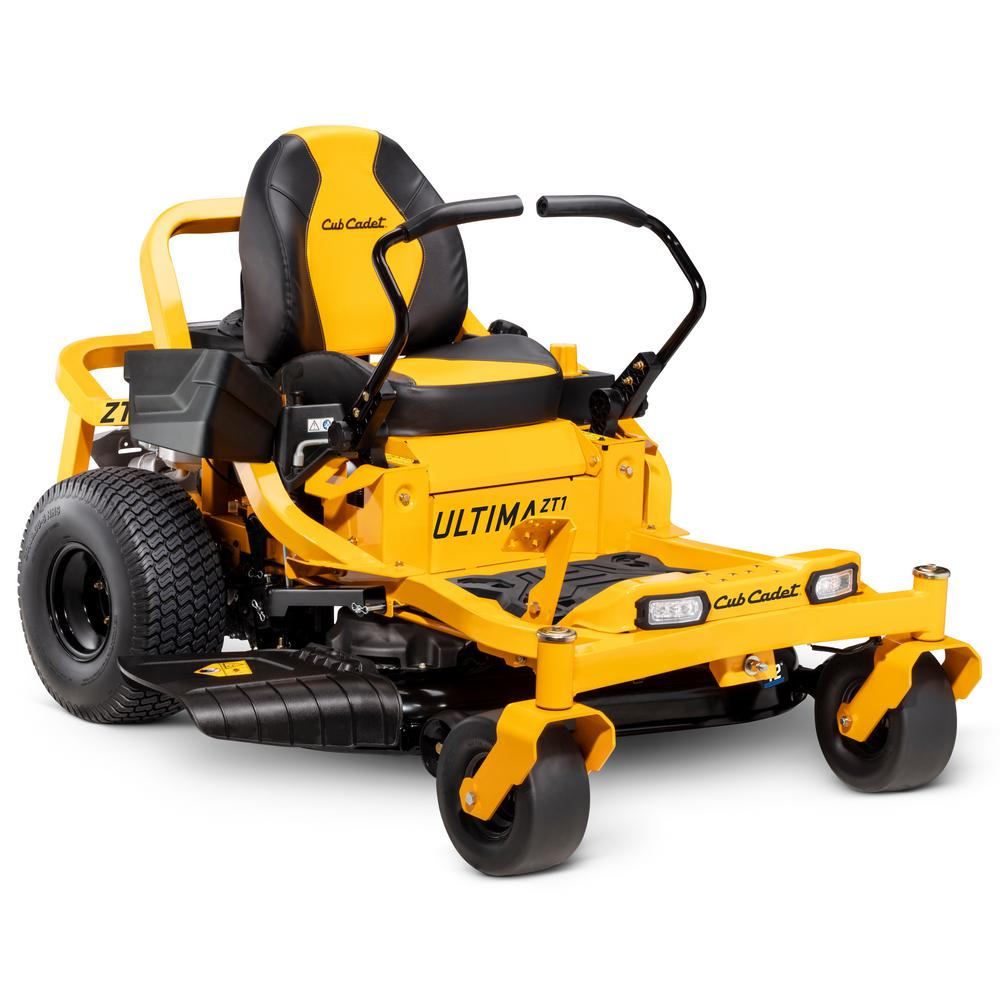 Cub Cadet Ultima ZT1 42 in. 22 HP Kohler KT7000 Series V-Twin Gas Engine Zero Turn Mower with Lap Bar Control