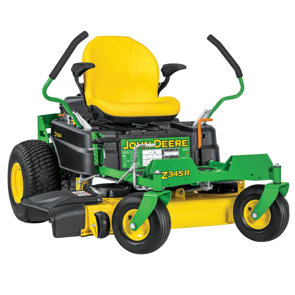 John Deere Z345M 42 in. 22 HP Gas Dual Hydrostatic Zero-Turn Riding Mower-California Compliant