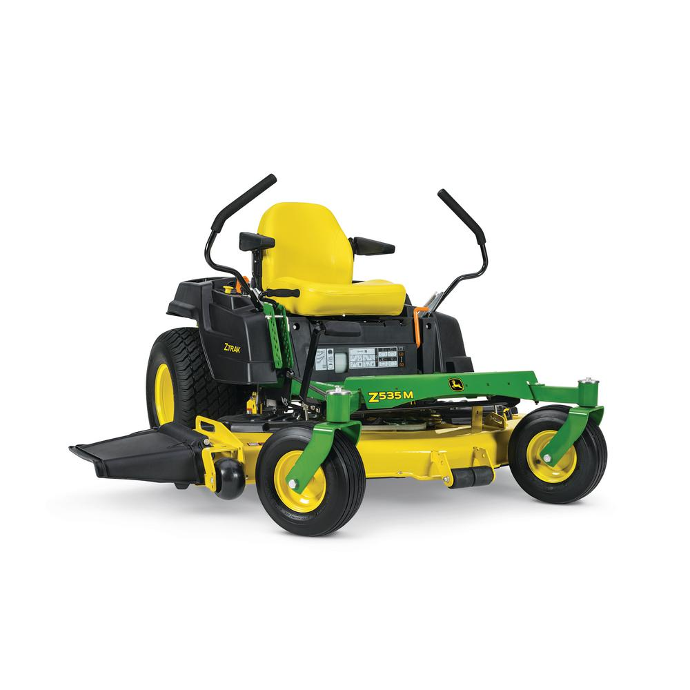 John Deere Z535M 62 in. 25 HP Gas Dual Hydrostatic Zero-Turn Riding Mower