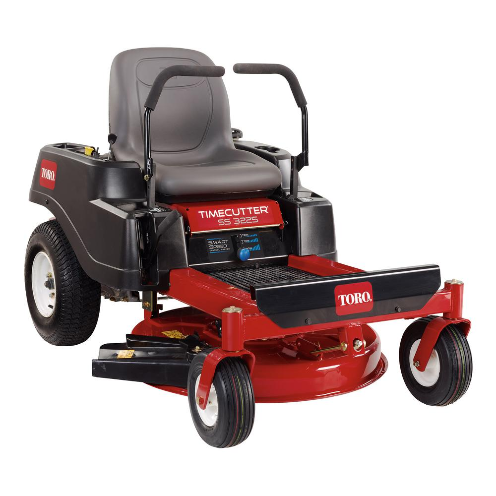 "Toro 32"" TimeCutter 452cc Zero-Turn Riding Mower with Smart Speed"