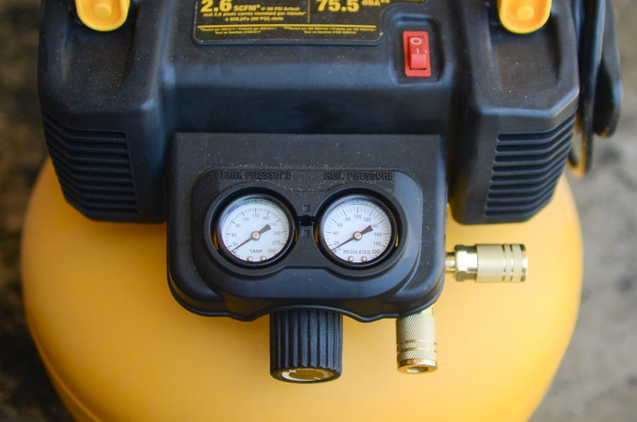 Best air compressor for sanding