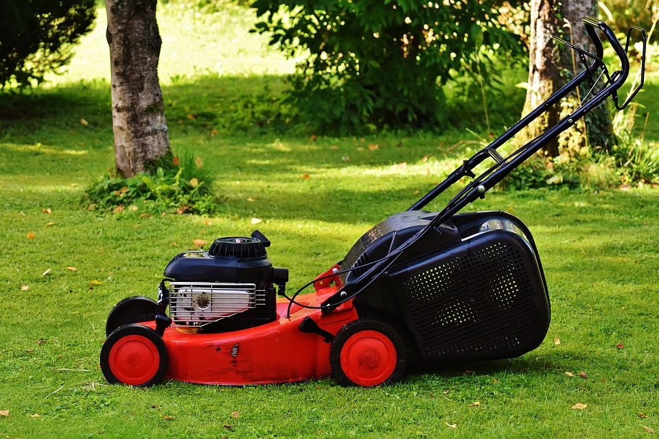 How To Collect Grass Clippings After Mowing