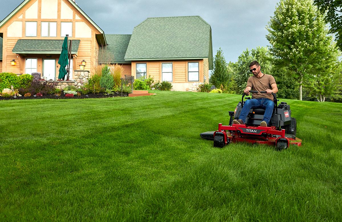 Zero-turn Mower Vs. Lawn Tractor