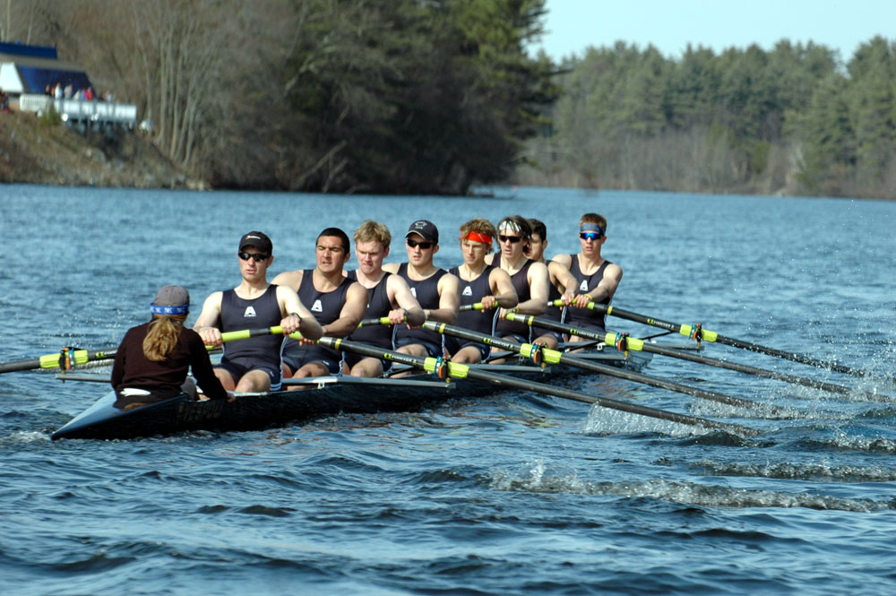 Beginners Guide to Rowing Crew