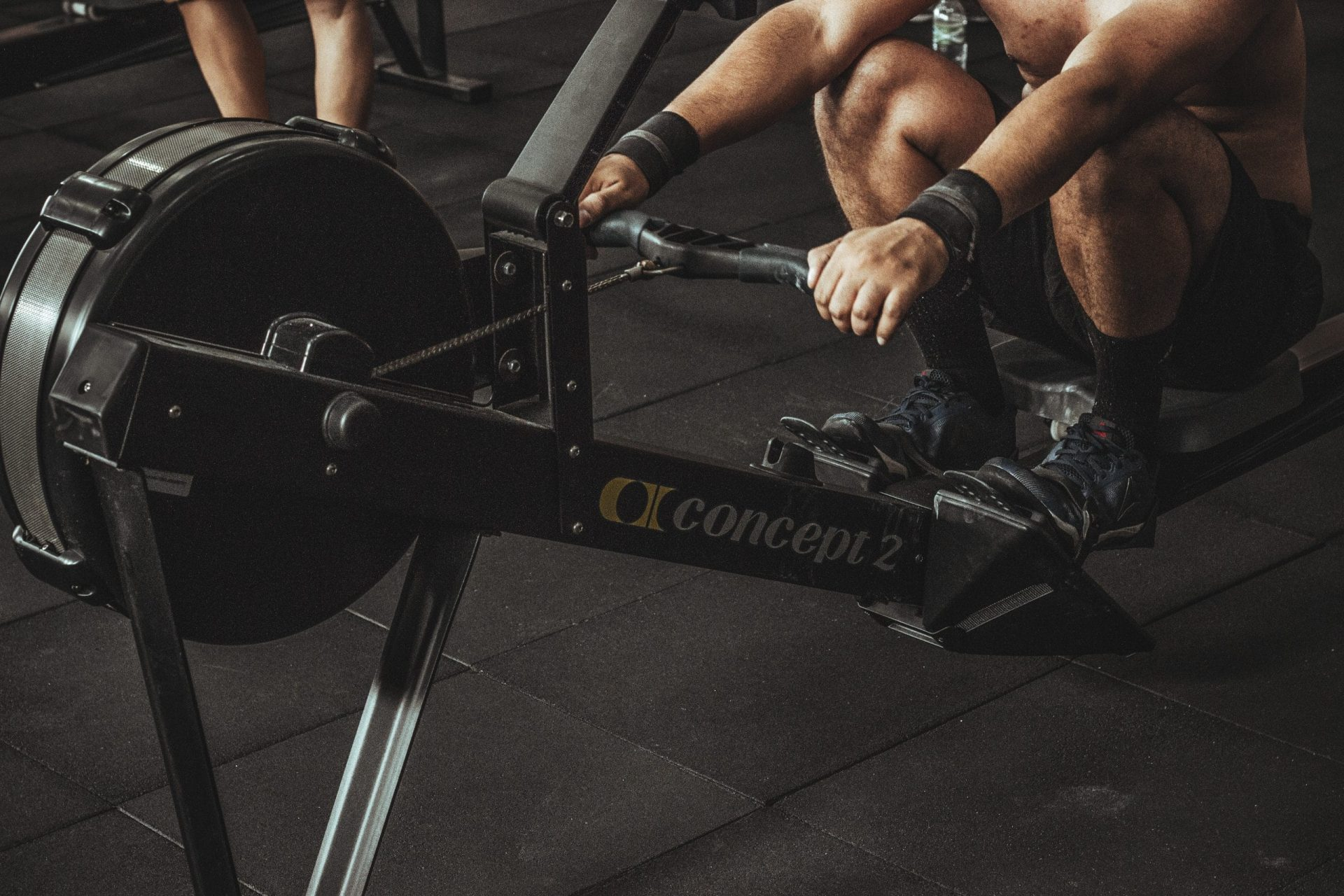 Refurbished Concept2 Rowers
